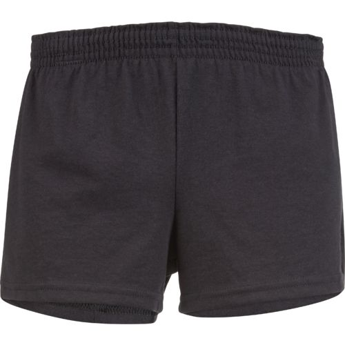 Soffe Juniors' Low-Rise Jersey Short