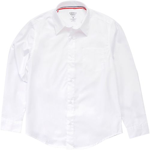 French Toast Toddler Boys' Long Sleeve Dress Shirt