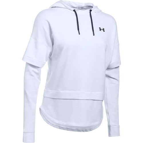 Display product reviews for Under Armour Women's Featherweight 2-in-1 Hoodie
