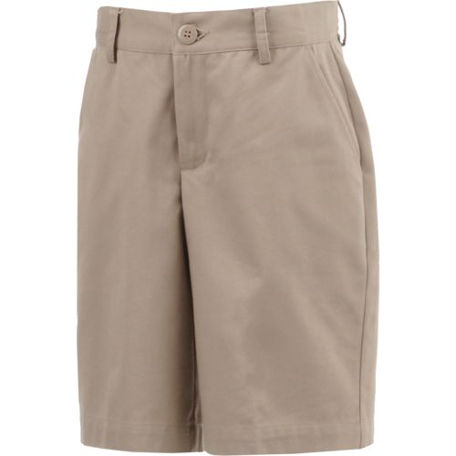 Austin Trading Co. Boys' Uniform Flat Front Twill Short - view number 3