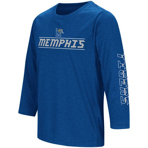 Colosseum Athletics Boys' University of Memphis Long Sleeve T-shirt