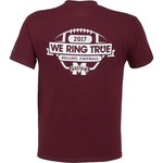 Champion Men's Mississippi State University 2017 Football Fan T-shirt - view number 1