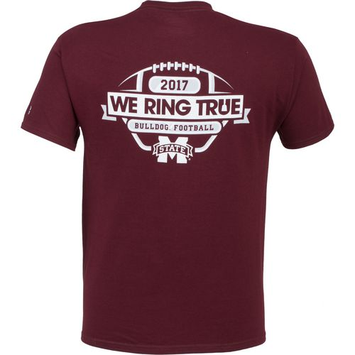 Champion Men's Mississippi State University 2017 Football Fan T-shirt