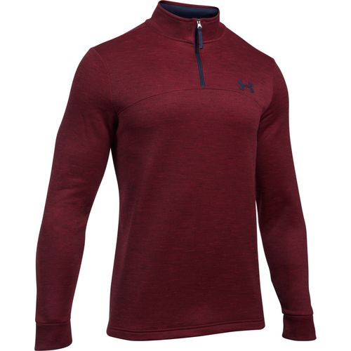 Under Armour Men's 1/4 Zip Slub Pullover
