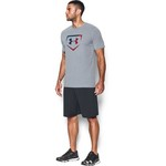 Under Armour Men's Plate Icon T-shirt - view number 5