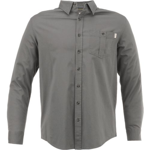 Magellan Outdoors Men's Woodlake Solid Twill Top