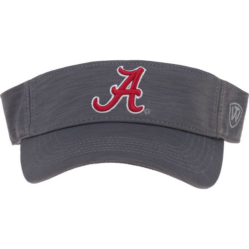 Top of the World Men's University of Alabama Upright Visor