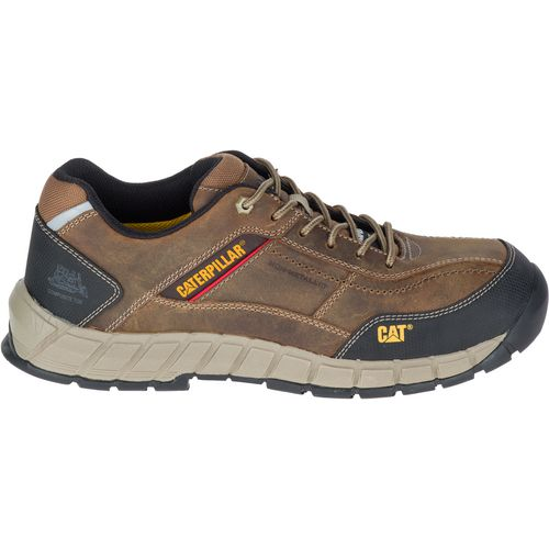 Display product reviews for Cat Footwear Men's Streamline Leather Work Shoes