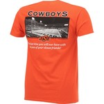 New World Graphics Men's Oklahoma State University Friends Stadium T-shirt - view number 2