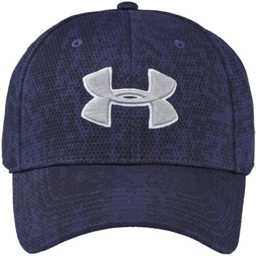 Display product reviews for Under Armour Men's Blitzing Print Stretch Fit Cap