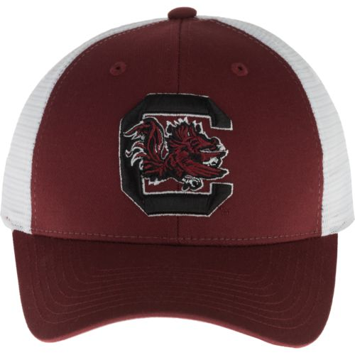 Zephyr Men's University of South Carolina Big Rig 2-Tone Mesh Back Cap