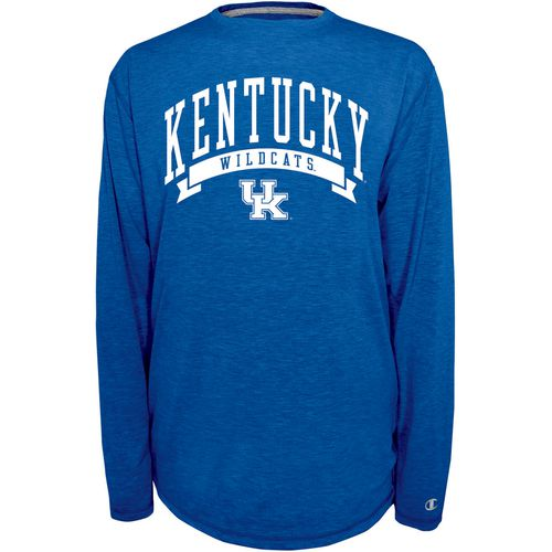 Champion Men's University of Kentucky In Pursuit Long Sleeve T-shirt