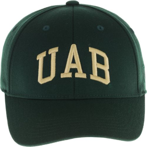 Top of the World Men's University of Alabama at Birmingham Booster Plus Cap