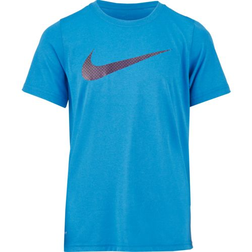 Nike Dry Boys' Short Sleeve Training T-shirt