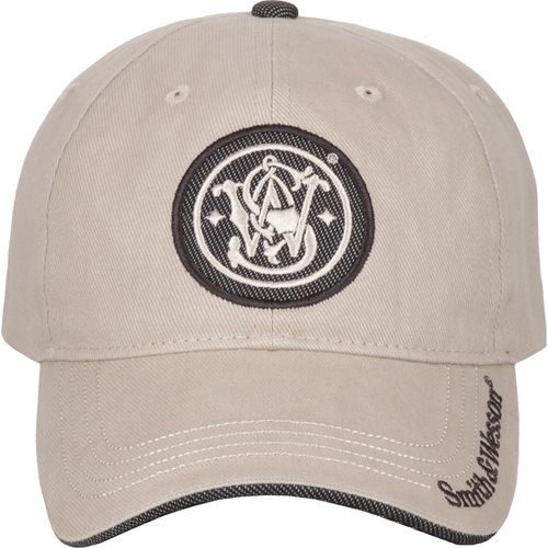 Display product reviews for Smith & Wesson Men's Meatball Logo Cap