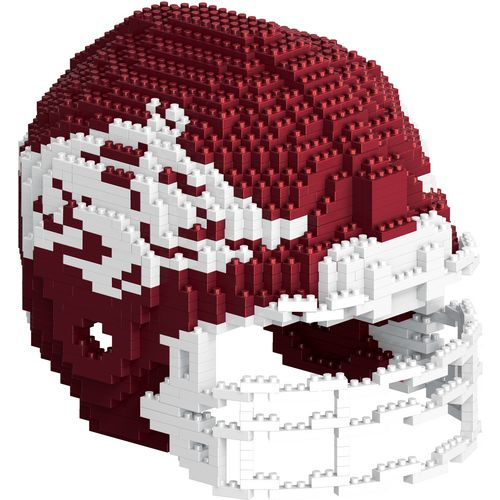 Forever Collectibles University of Arkansas BRXLZ 3-D Mini Helmet Puzzle