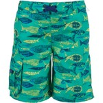 O'Rageous Boys' X-Ray Fish Printed Boardshorts - view number 3