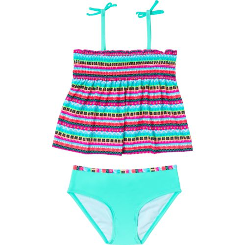 O'Rageous Girls' By Heart 2-Piece Tankini