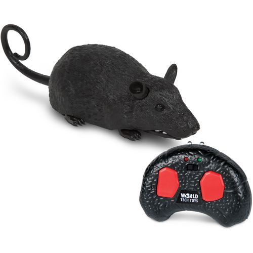 World Tech Toys Rat IR Remote Control Critter