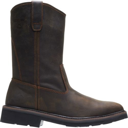 Display product reviews for Wolverine Men's Ranchero Soft Toe Wellington Boots