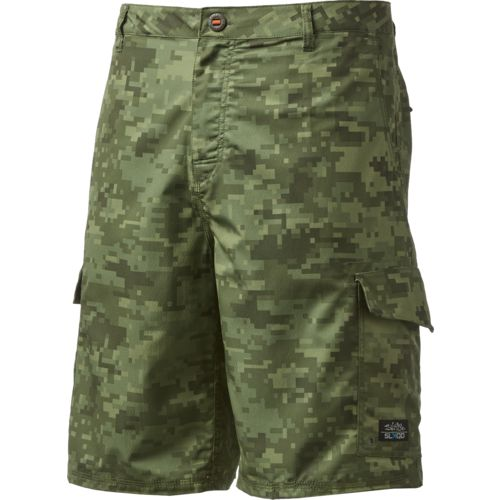 Salt Life Men's Digitize Water Short