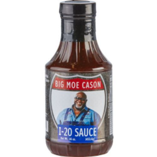 Big Moe Cason 16 oz I-20 Barbecue Sauce - view number 1