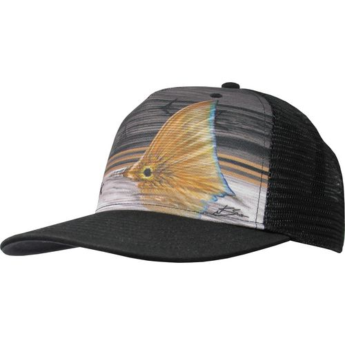 Huk Men's KC Scott Redfish Tailer Cap