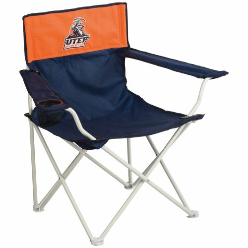 Image for Logo Chair UTEP Miners Canvas Tailgate Chair from Academy