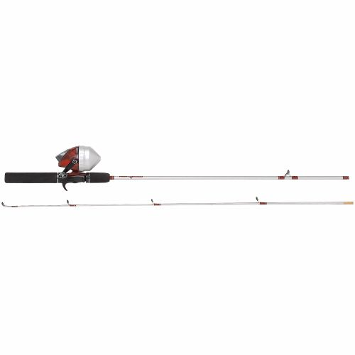 "Zebco Ready Tackle 5'6"" Freshwater Spincast Rod and Reel Combo"
