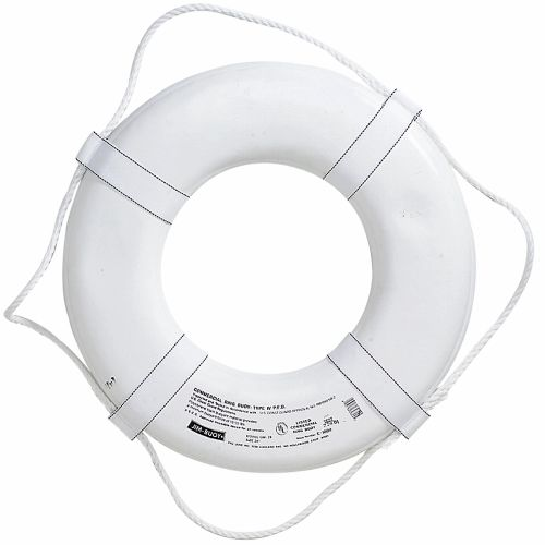 "Display product reviews for Jim-Buoy G Series 24"" Life Ring"