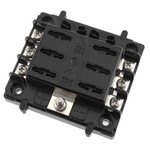 BEP ATC 6-Way Fuse Holder
