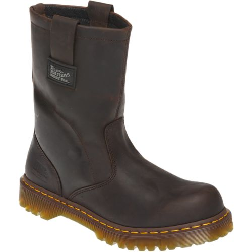 Dr. Martens Men's Industrial Wellington Work Boots - view number 2