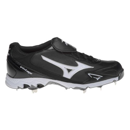 Mizuno Men's 9-Spike Vintage G6 Low Metal Baseball Cleats