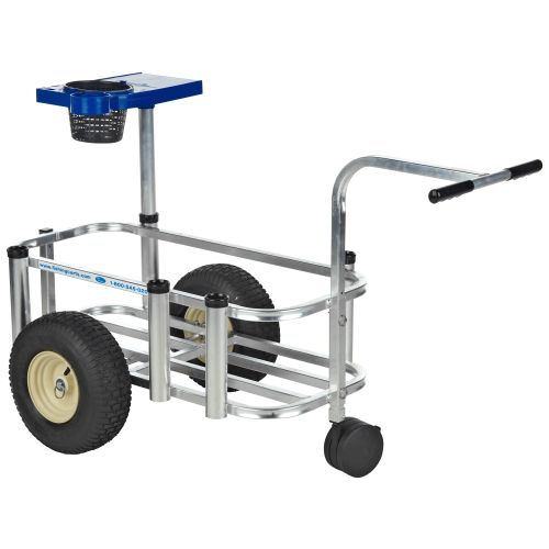Image for CPI Designs Reels On Wheels Jr. Fishing Cart from Academy