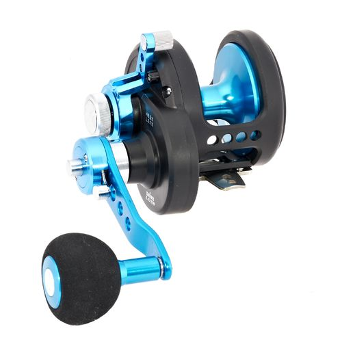 Image for Daiwa® Saltist® Lever Drag 2-Speed STTLD 35 Conventional Reel, Right-handed from Academy