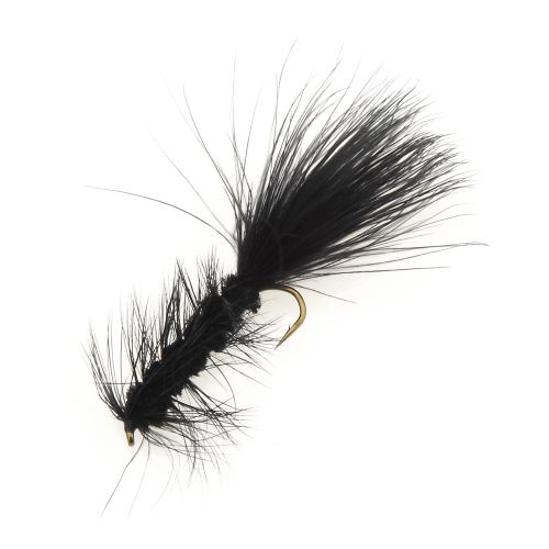 Superfly Wooly Bugger 3/4 in Flies 2-Pack