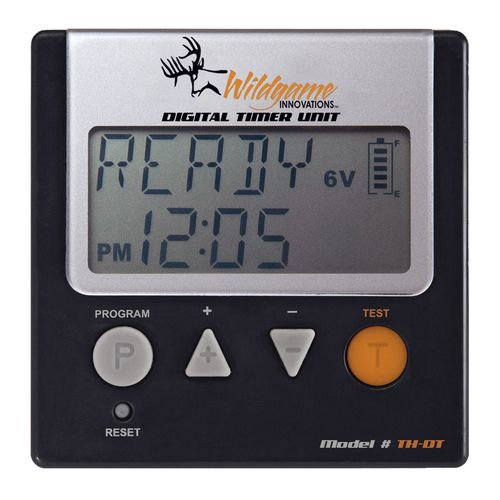 Display product reviews for Wildgame Innovations PT-6 Replacement Digital Timer