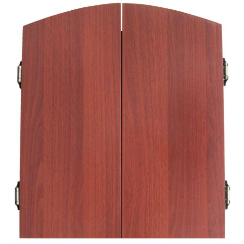 Triumph Sports USA Arched Cabinet Bristle Dartboard Combo - view number 2