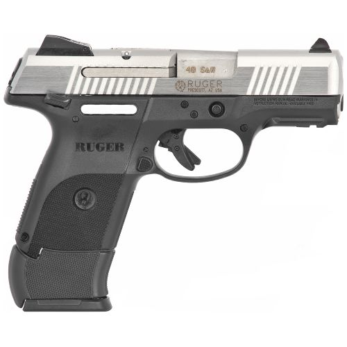Ruger® SR40c .40 S&W Centerfire Pistol - view number 3