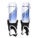 Brava® Soccer X-Small Blue Shin Guards