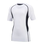 BCG™ Boys' Short Sleeve Compression Color Blocked Raglan Crew T-shirt