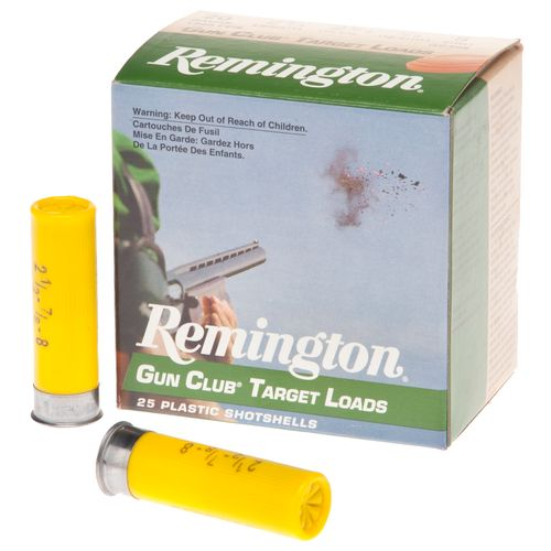 Remington Gun Club® Target Loads 20 Gauge Shotshells