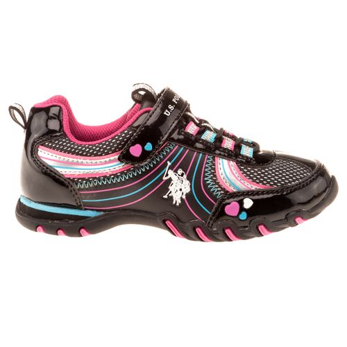 U.S. Polo Kids' Rina Athletic Lifestyle Shoes