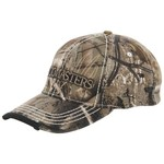Realtree Men's Buckmasters Perfect Fit Camouflage Cap