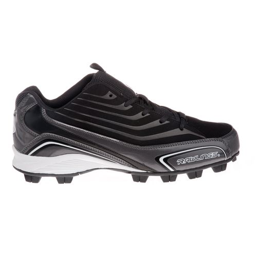 Image for Rawlings® Youth Clutch Low Baseball Cleats from Academy