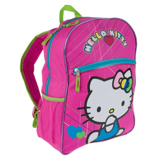 Hello Kitty Girls' Rainbow Backpack