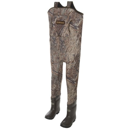LaCrosse® Youth Mallard™ 1,000-Gram Boot-Foot Chest Wader