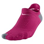 Nike Women's Elite Running Cushion No-Show Socks