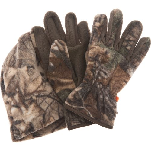 Game Winner® Men's Fleece Beanie and Glove Combo