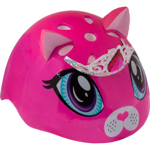 Raskullz Kids' Kitty Tiara Helmet